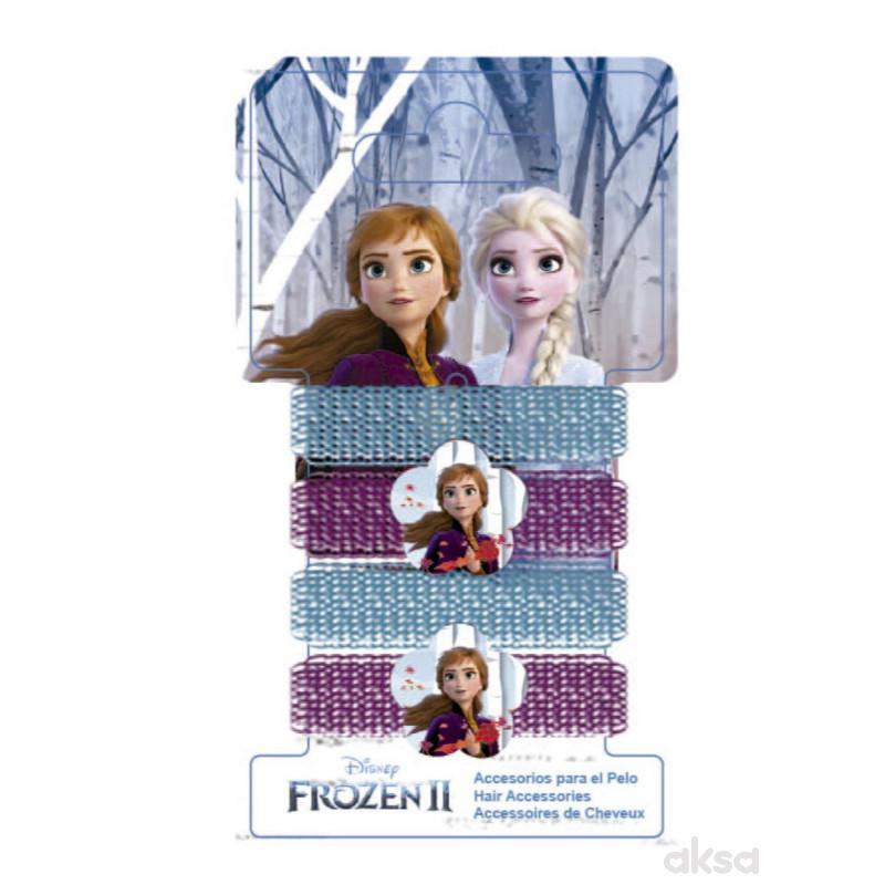 Kids licensing gumice za kosu Ana Frozen 2, 4 kom