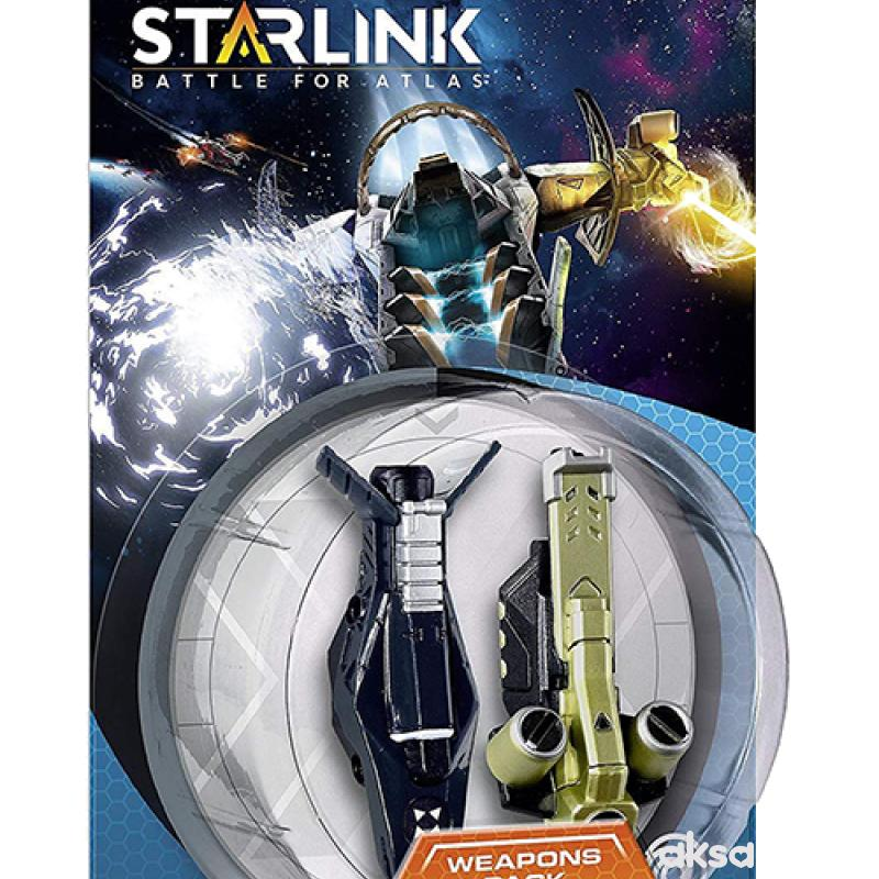 Starlink Weapon Pack Shockwave + Gauss