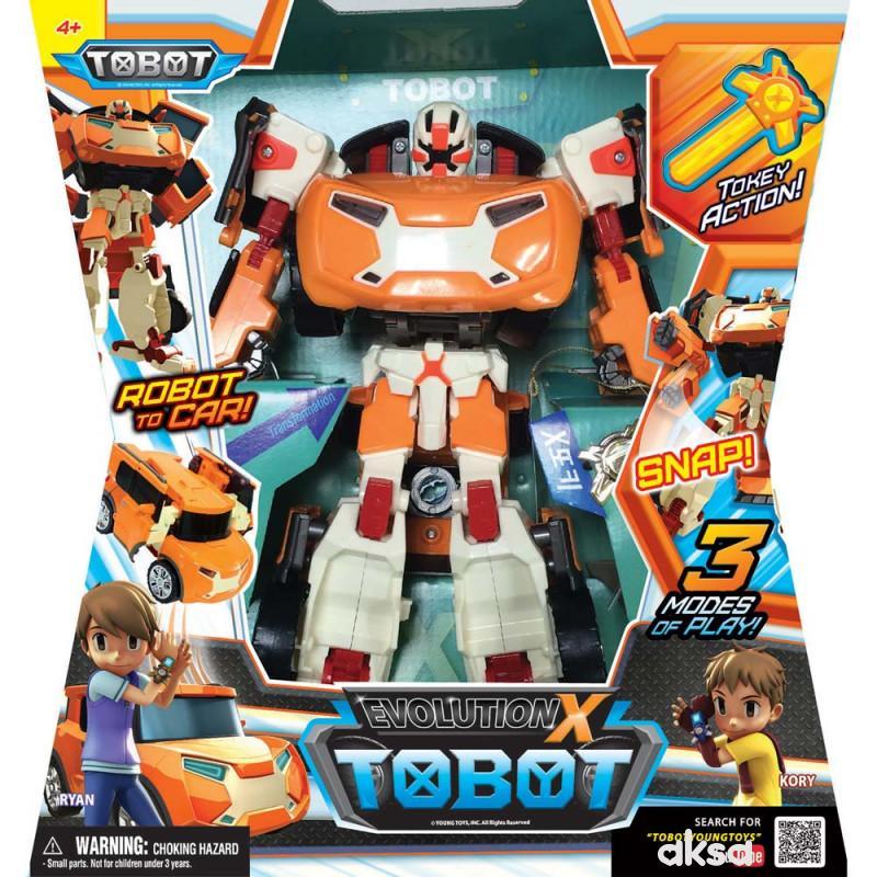 Tobot auto robot evolution X