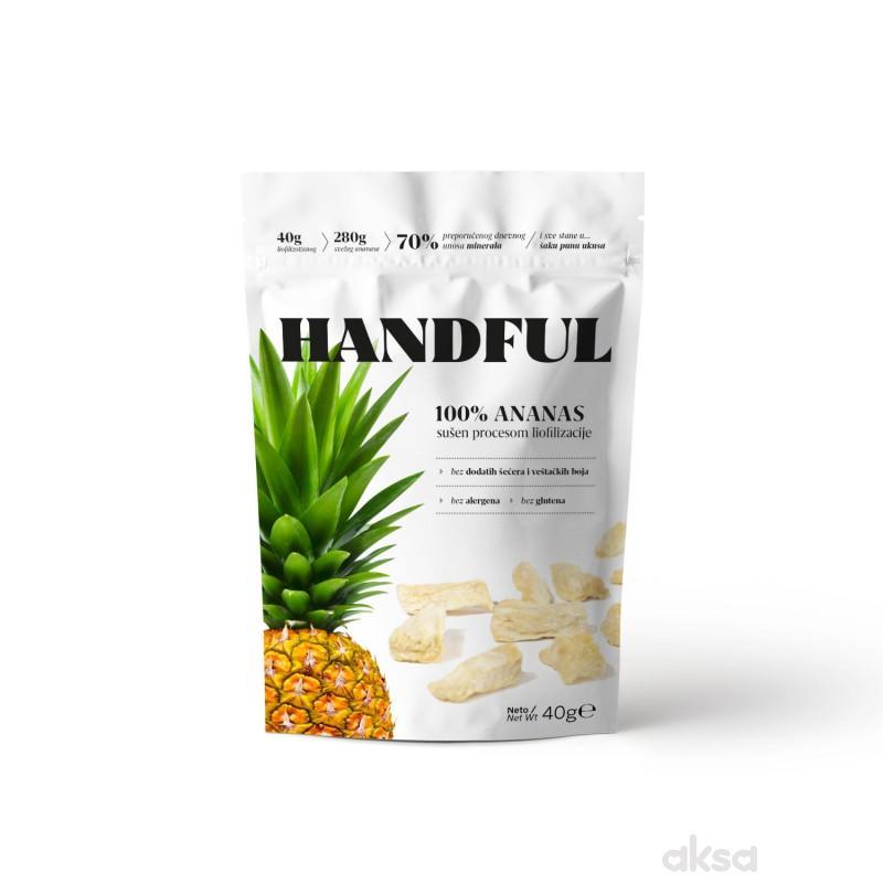 Handful sušeni ananas 40g