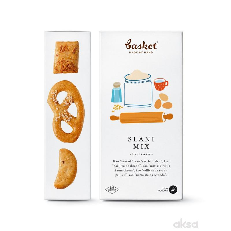 Basket slani mix 90g