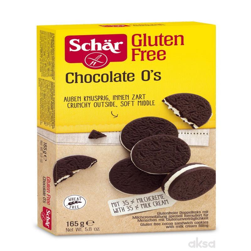Schar chocolate o