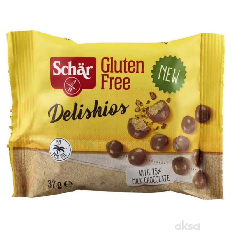 Schar čokoladni flips bez glutena  37g