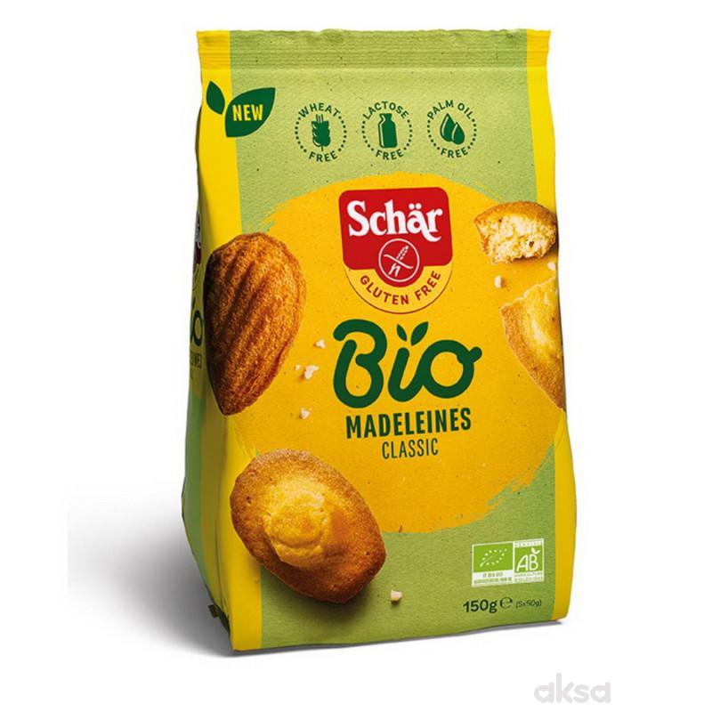 Schar organski biskvit Madalene GF  150g