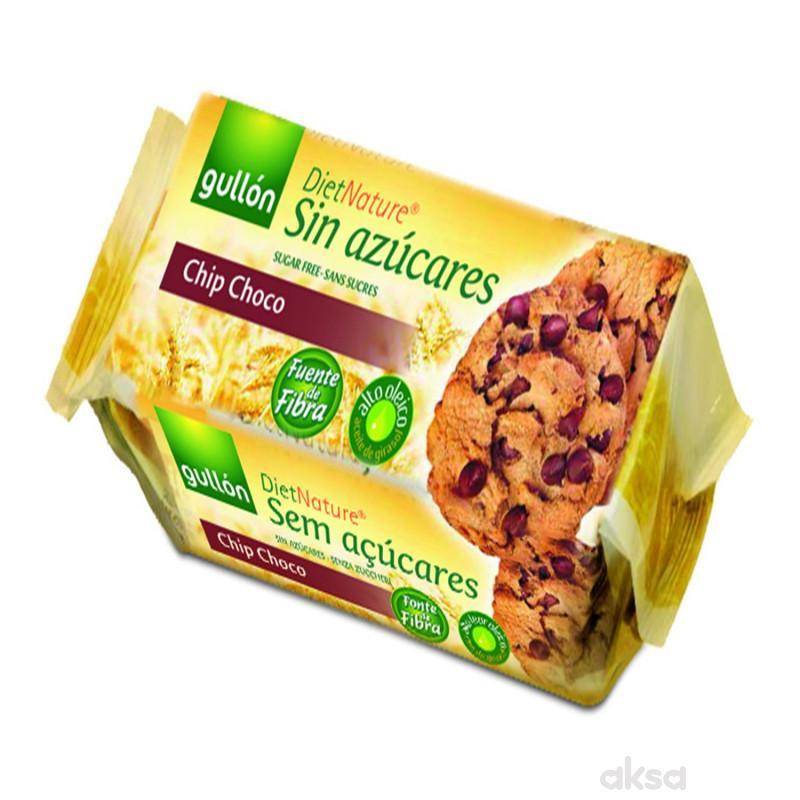 Gullon keks chip choco 125g