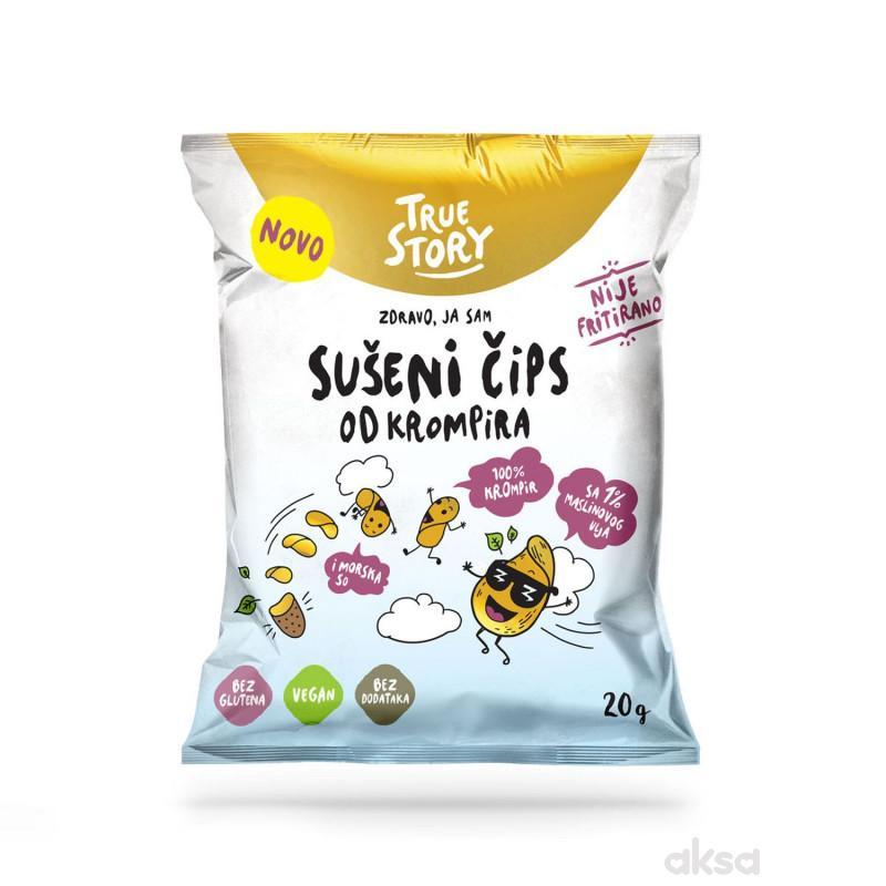 True story sušeni čips od krompira 20g