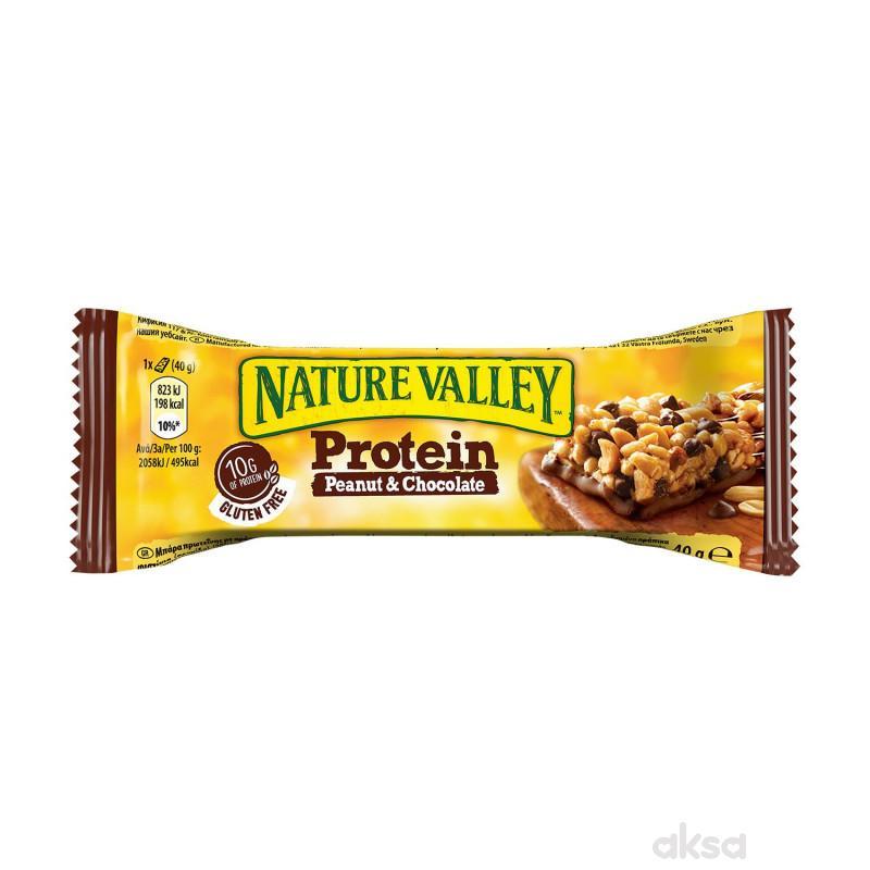 Nature Valley protein bar kikir. puter i čoko. 40g
