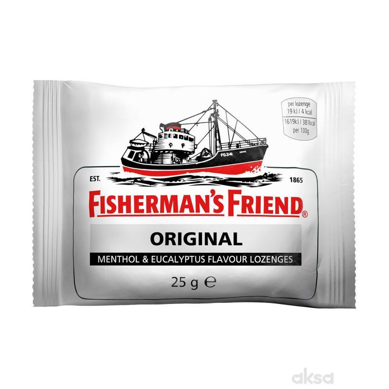 Fishermans extra jake mentol pastile  GF 25g