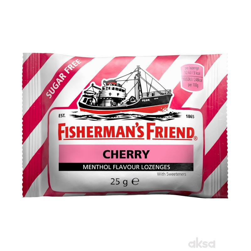 Fishermans višnja pastile  GF 25g