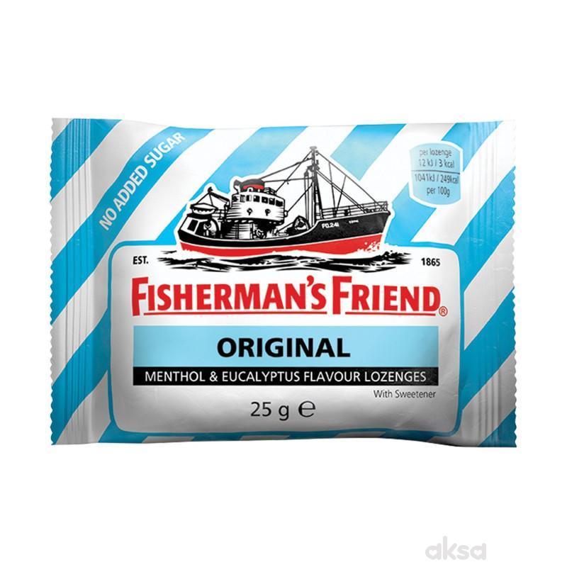 Fishermans eukaliptus pastile GF  25g
