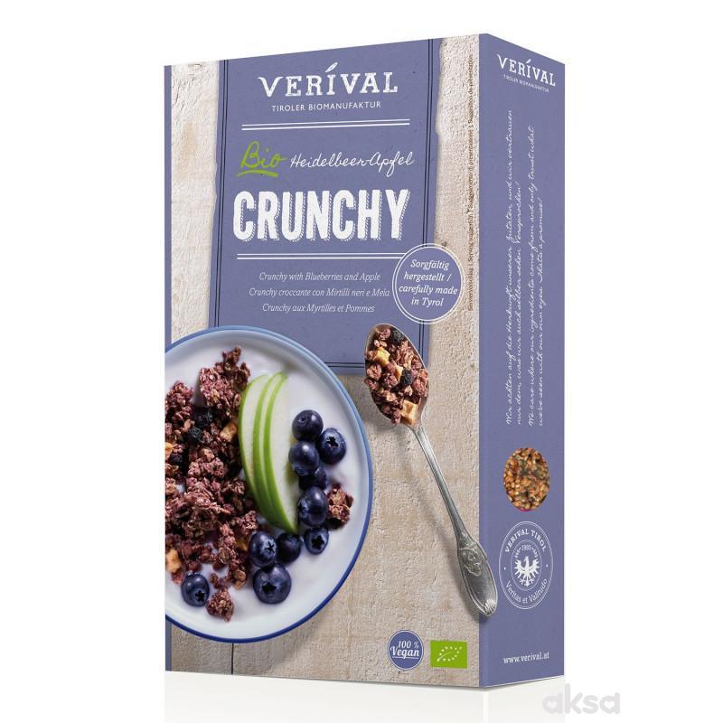 Verival organski crunchy sa borovnicom i jab. 325g