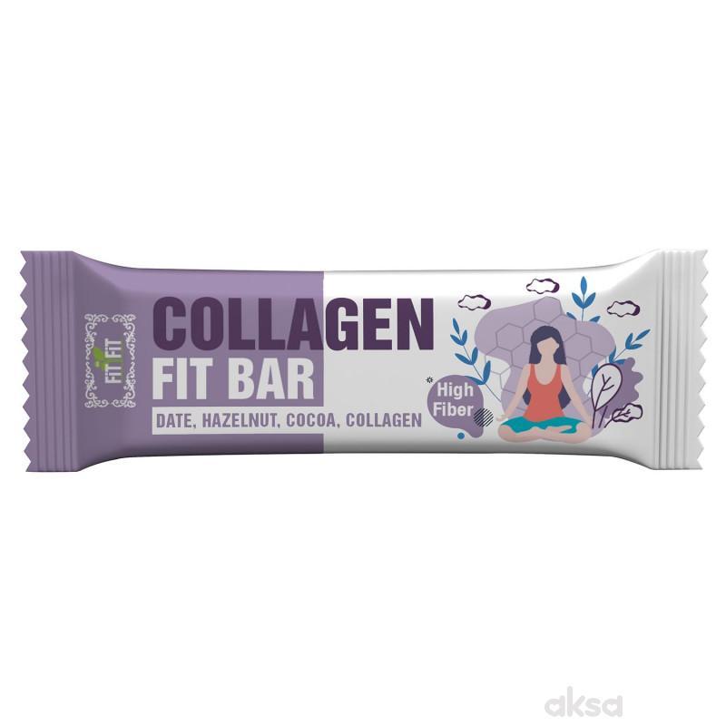 Fit bar collagen 35g