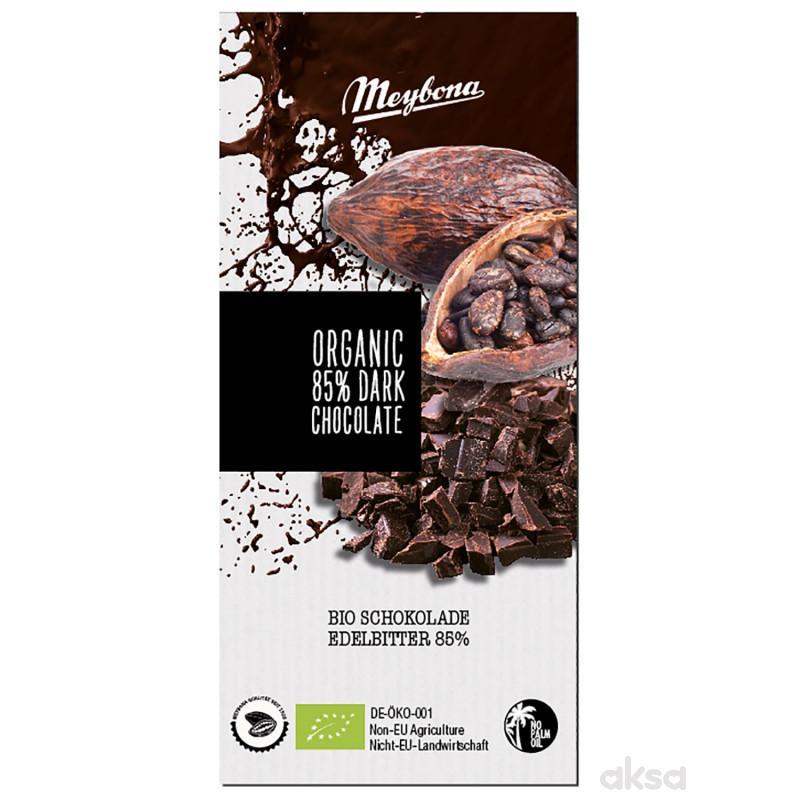 Meybona organska čokolada sa 85% kakaa 100g