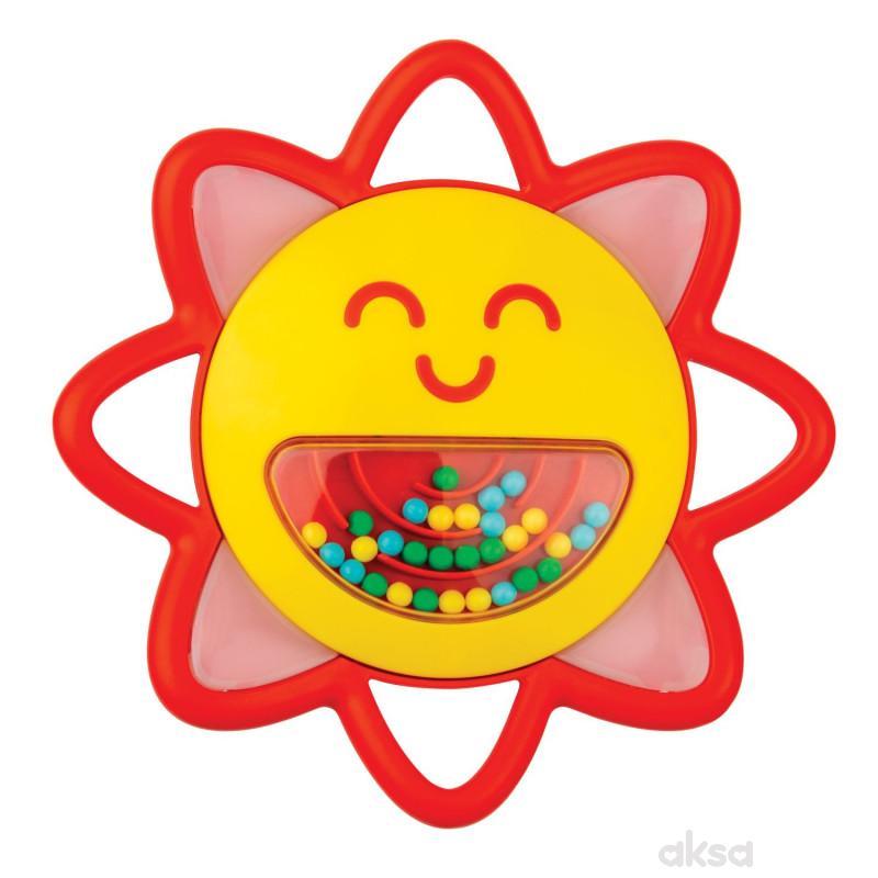 Win Fun svetleća zvečka sa melodijom Sunce