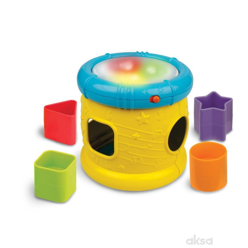 Win Fun igračka muzički bubanj