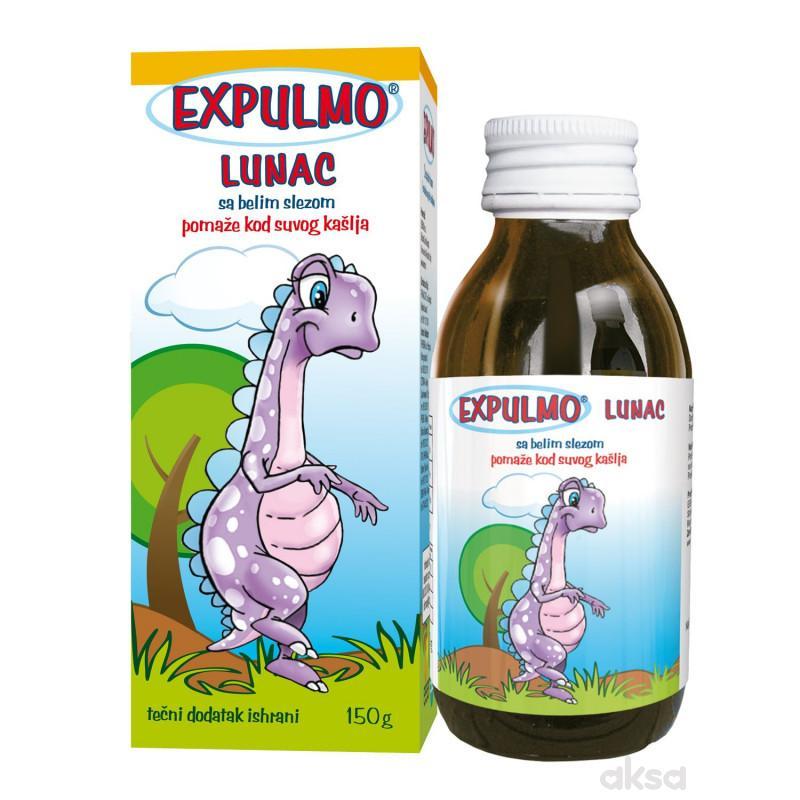 Expulmo Lunac eliksir beli slez, 150g