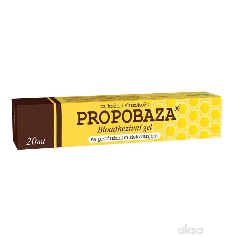 Propobaza bioadhezivni gel, 20ml