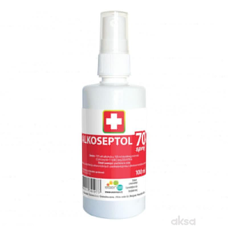 Alkoseptol medicinski alkohol u spreju, 100 ml
