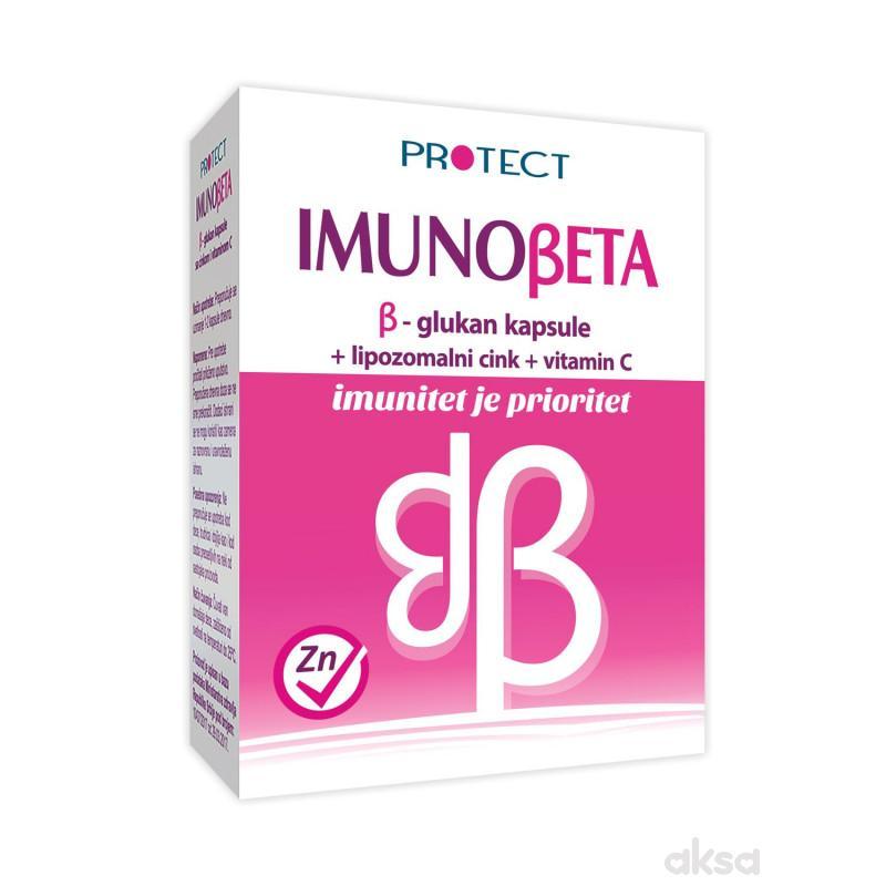 Protect, Imunobeta beta-glukan kapsule, 30/1