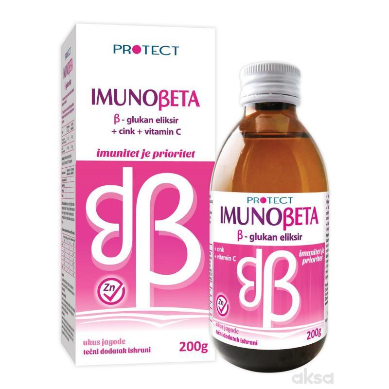 Imunobeta beta-glukan eliksir sa cinkom 200g