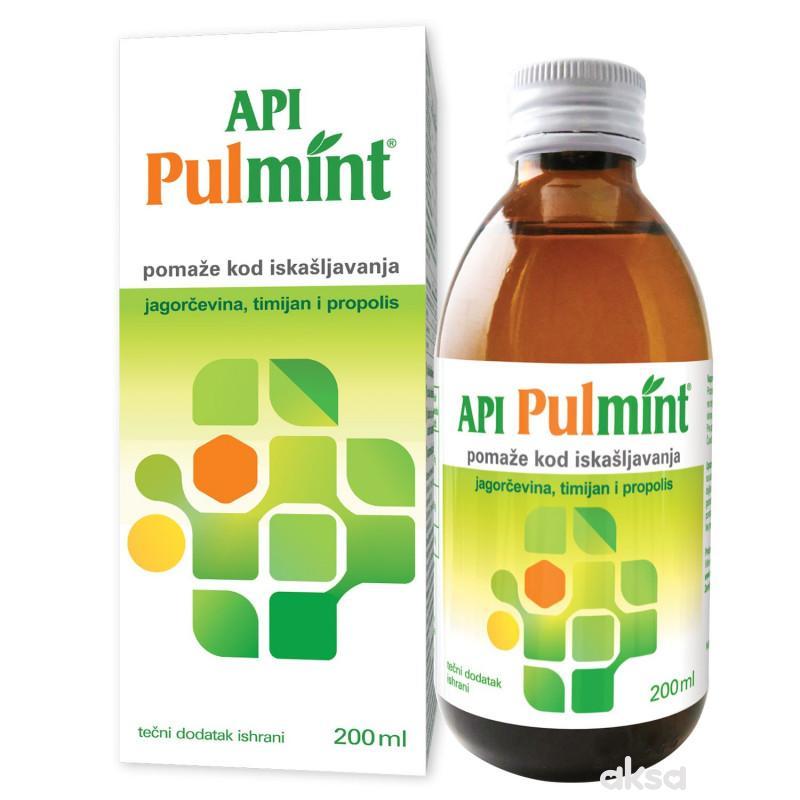 Pulmit API, eliksir za iskašljavanje, 200 ml