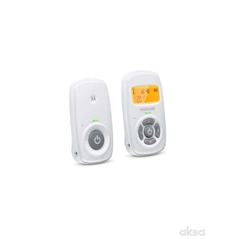 Motorola audio bebi alarm MBP24