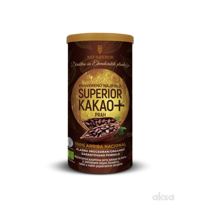 Superior kakao prah arriba 150g