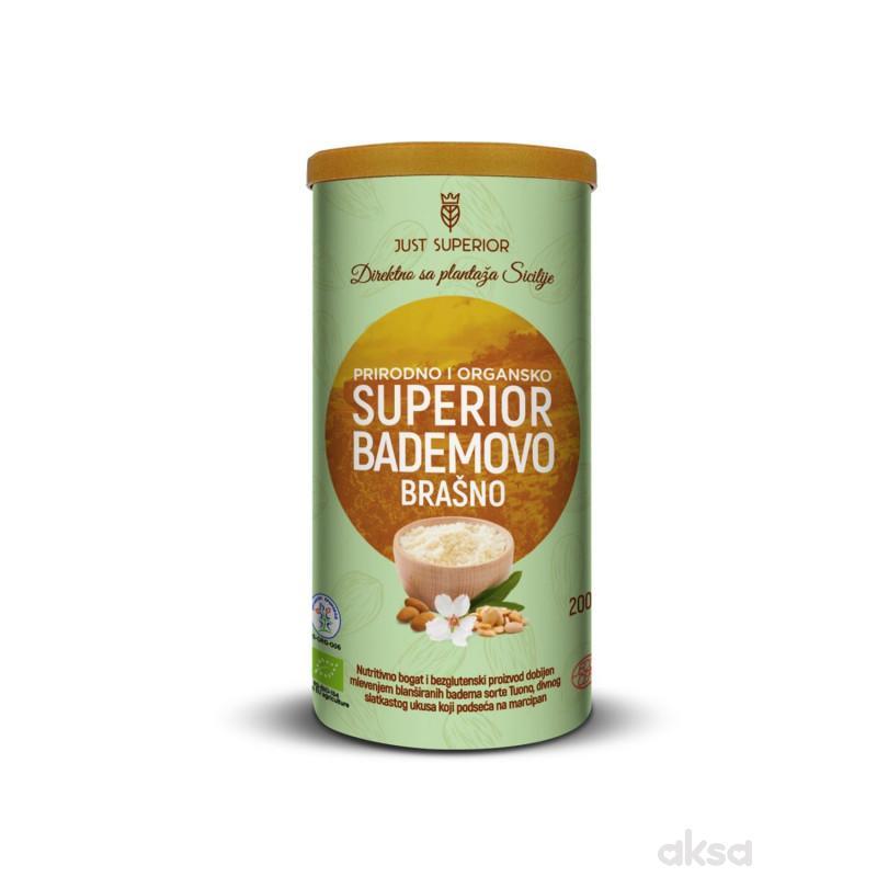 Superior bademovo brašno 200g