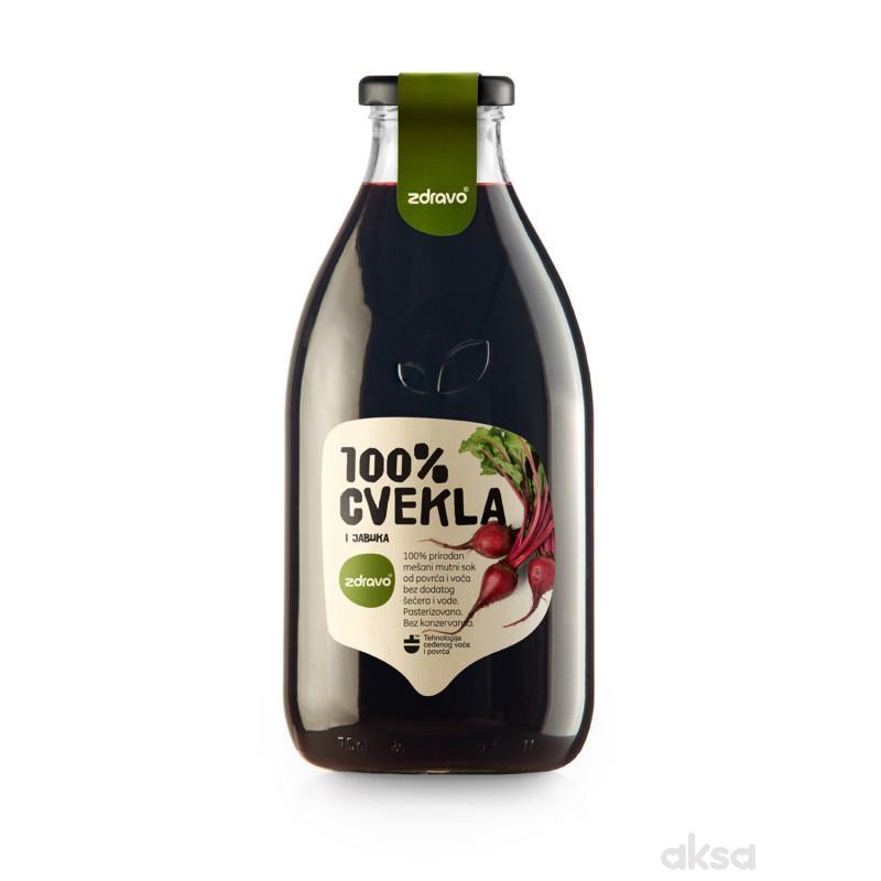 Zdravo Organic sok od cvekle 750ml