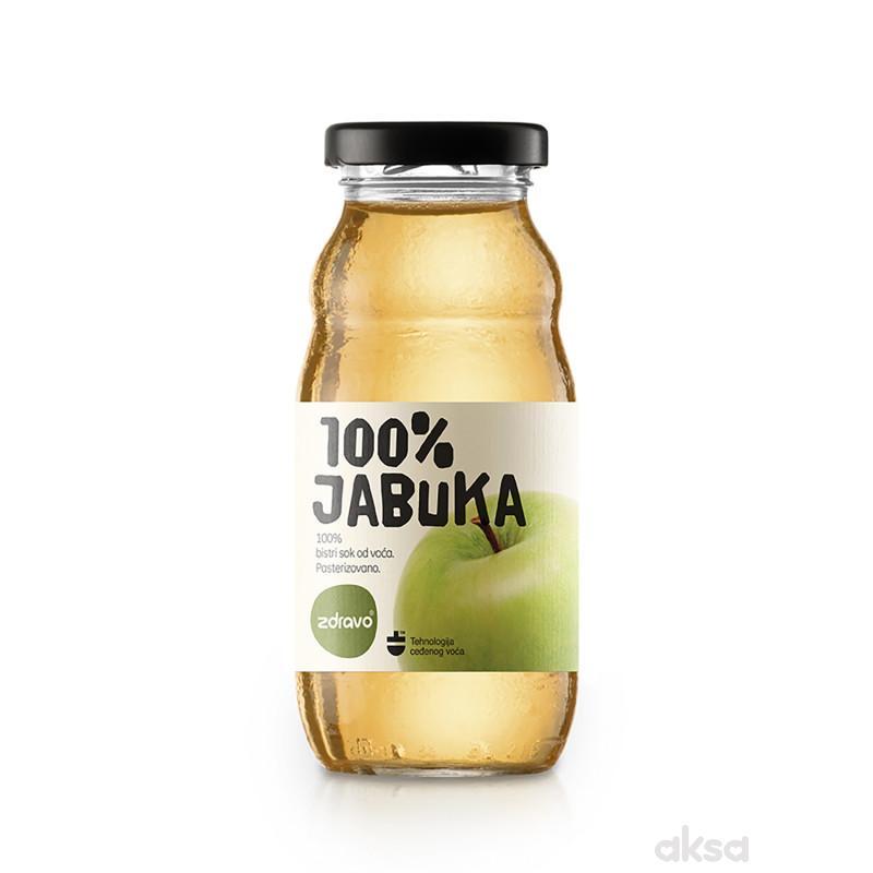 Zdravo Organic sok jabuka 200ml