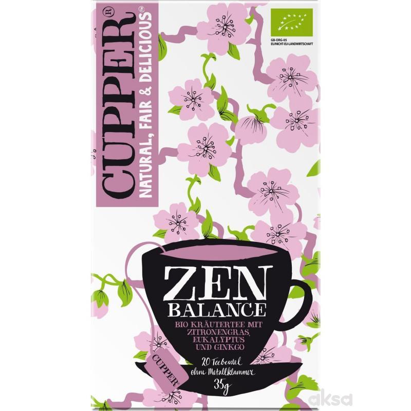 Cupper čaj zen balance 35g
