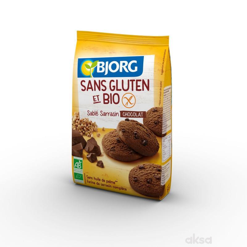 Bjorg biskvit punjen čokoladom bez glutena 250g