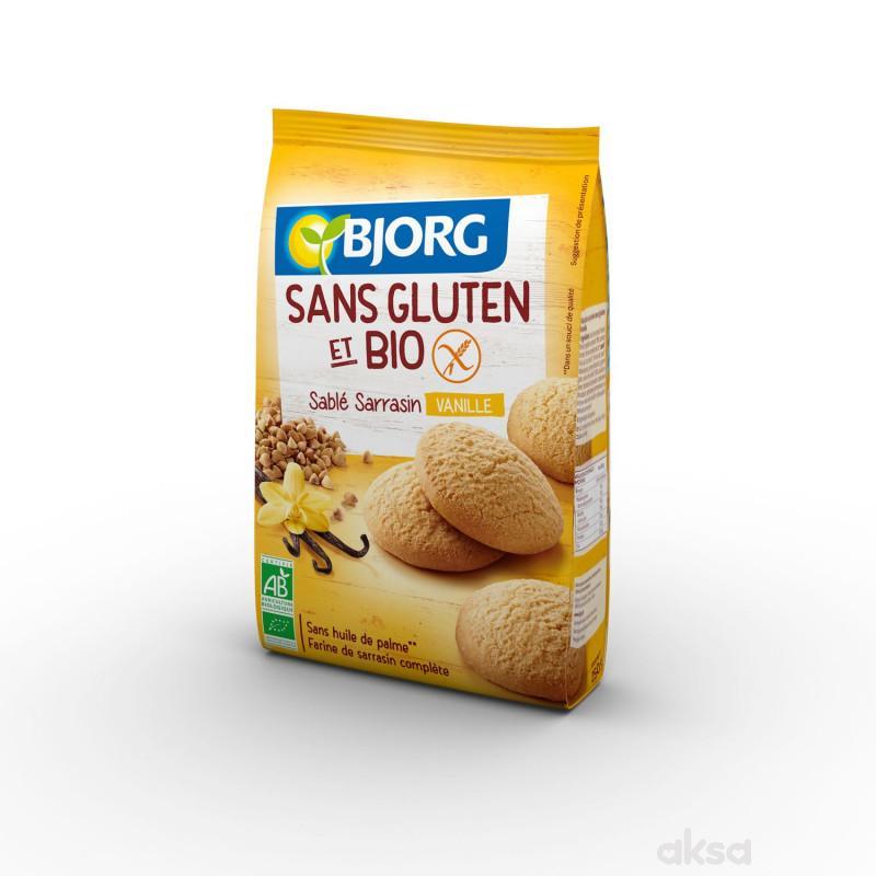 Bjorg biskvit punjen vanilom – bez glutena 250g