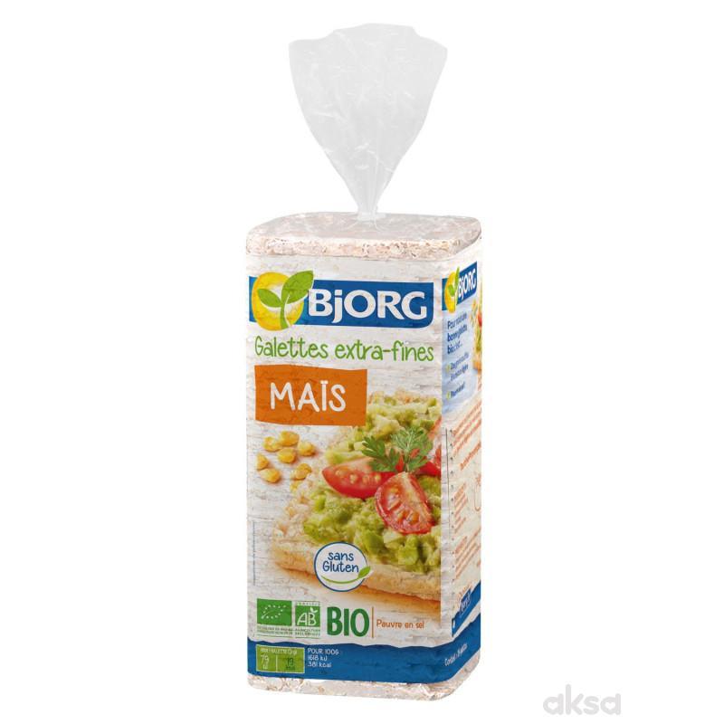 Bjorg kukuruzne galete tanke bez glutena 130g