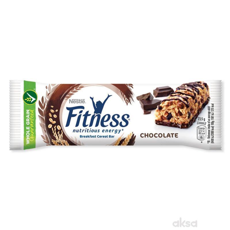 Nestle fitness bar čoko 23.5g