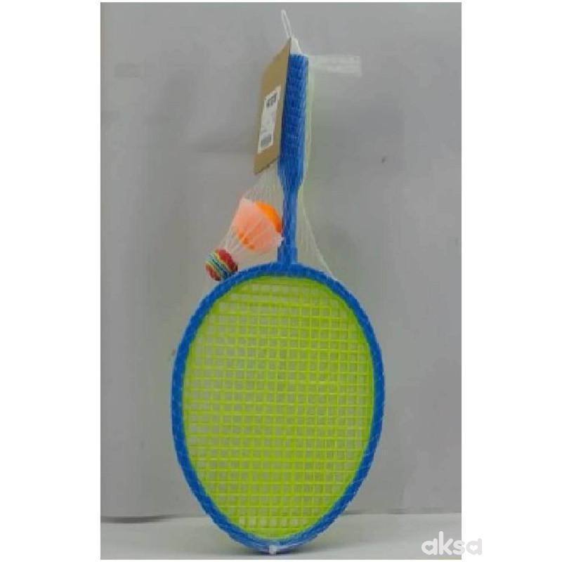 HK Mini igračka set za badminton