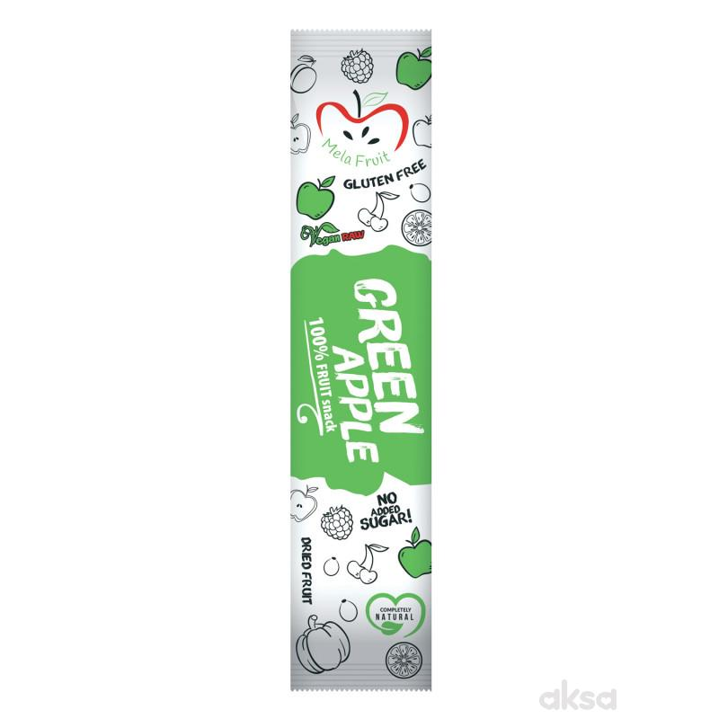 Mela voćna pločica zelena jabuka  15g