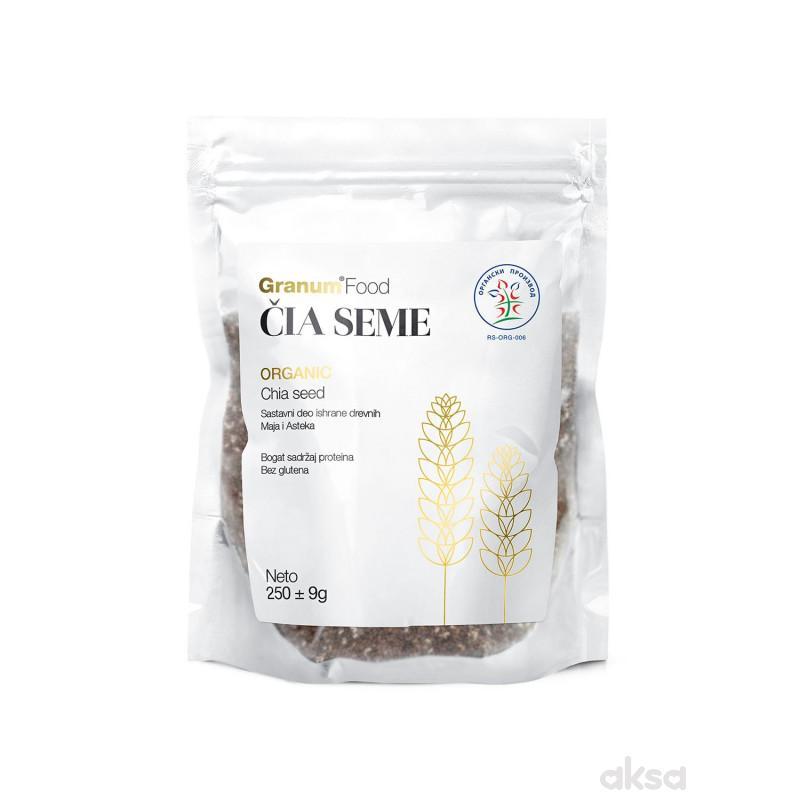 Granum chia seme organik 250g
