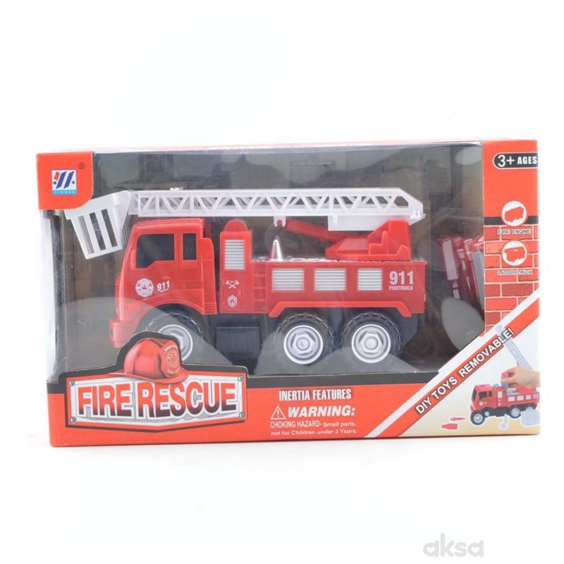 HK Mini igračka vatrogasni kamion