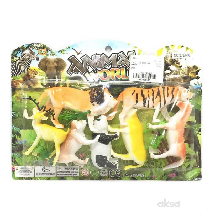 HK Mini igračka divlje životinje
