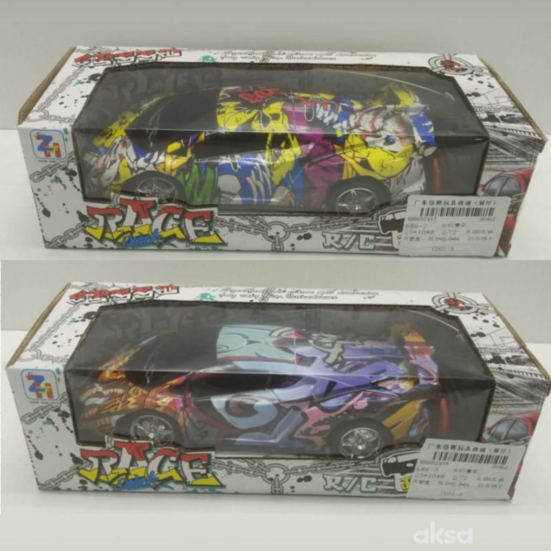HK Mini igračka trkački automobil 1