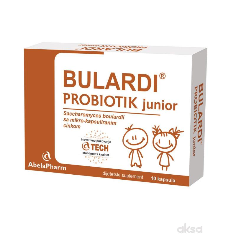 Abela Pharm Bulardi probiotik junior, 10 caps