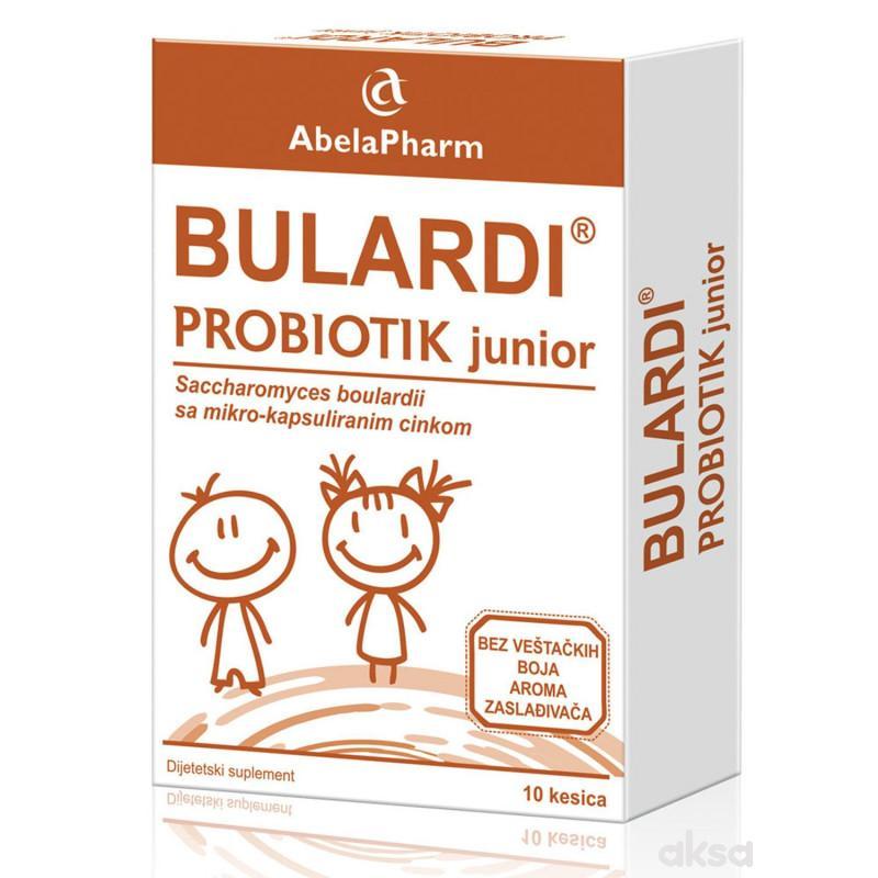 Abela Pharm Bulardi probiotik junior, 10 kesica