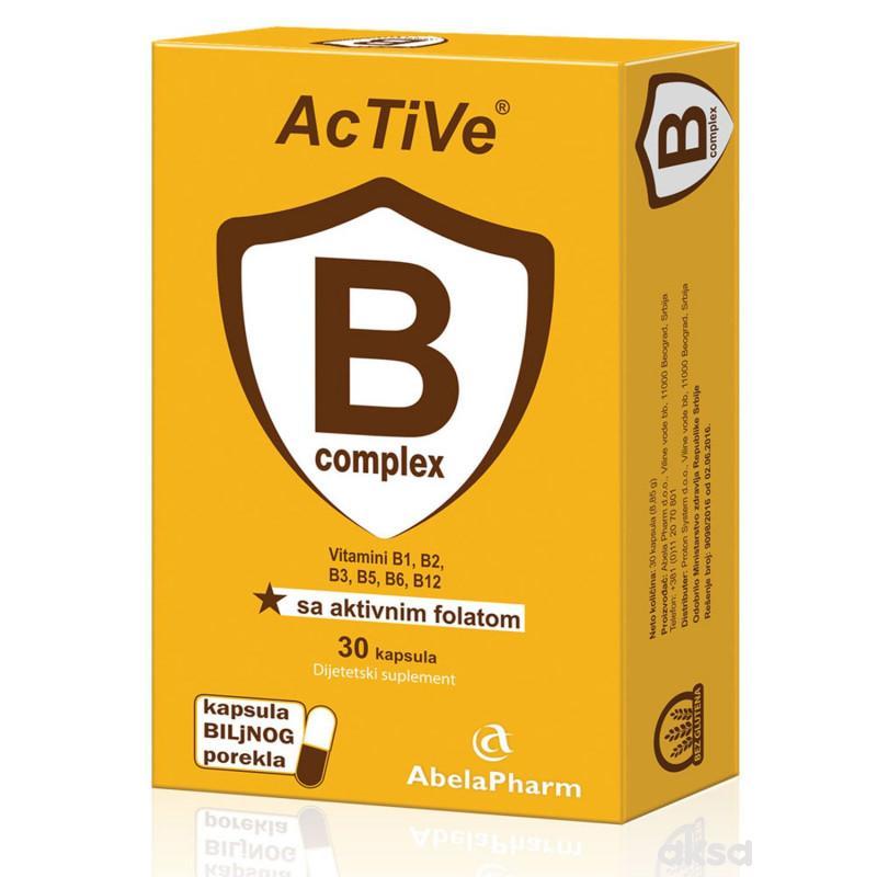 Abela Pharm Active B complex