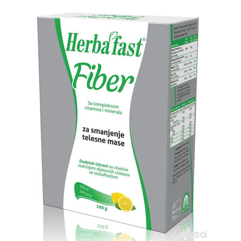 Abela Pharm Herbafast fiber limun, 10 kesica