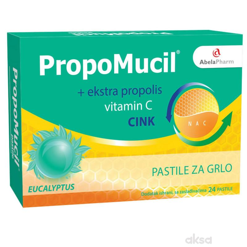 Abela Pharm Propomucil pastile, eucalyptus