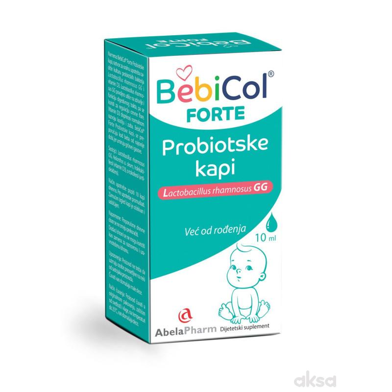 Abela Pharm BebiCol Forte, probiotske kapi, 10 ml