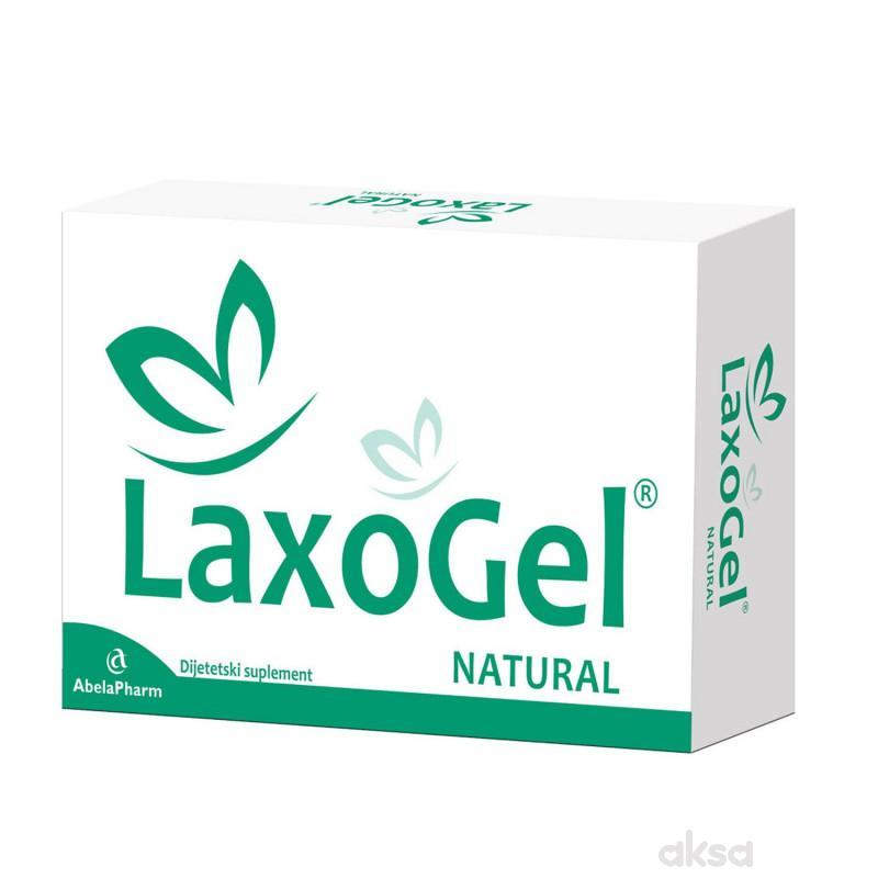 Abela Pharm Laxogel natural, 10 kesica