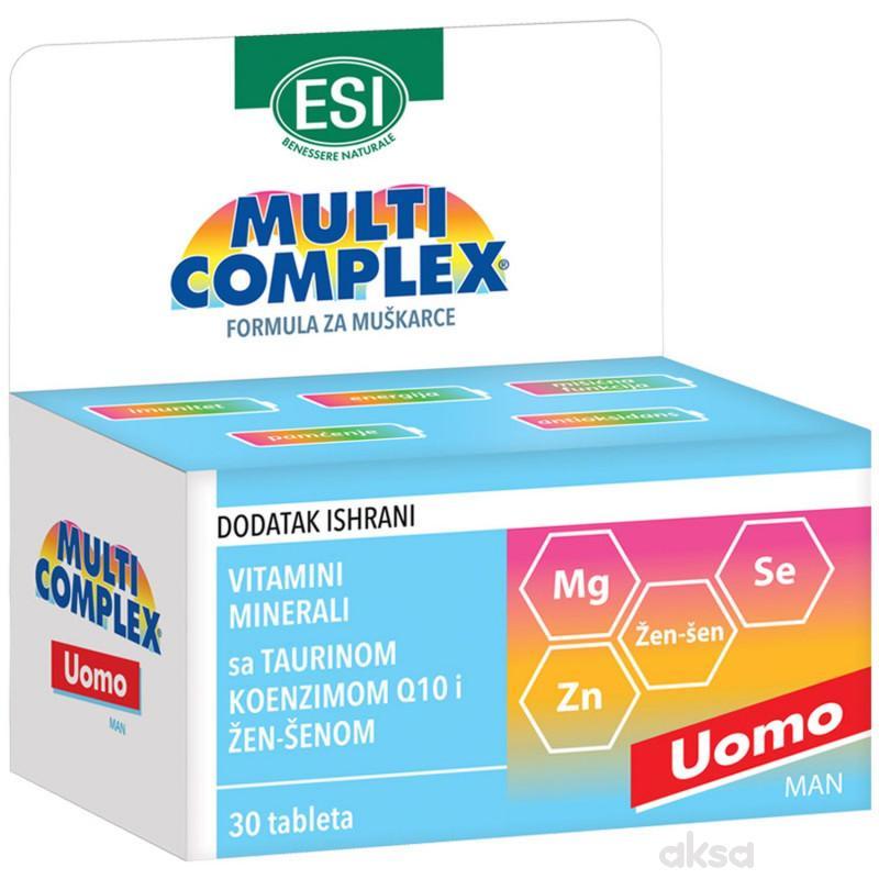 ESI Multicomplex Uomo 30 tableta