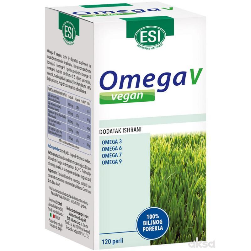 ESI Omegactive vegan 120 kapsula
